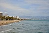 Walking through Torremolinos. Sun 01.03.20
