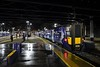 385033 + 385016 at Glasgow Queen Street with the 1716 Alloa to Glasgow Queen Street. Sun 09.02.20