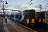 385032 and 385109 stabled at Stirling. Sun 09.02.20