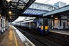 385041 at Stirling with the 1536 to Dunblane. Sun 09.02.20