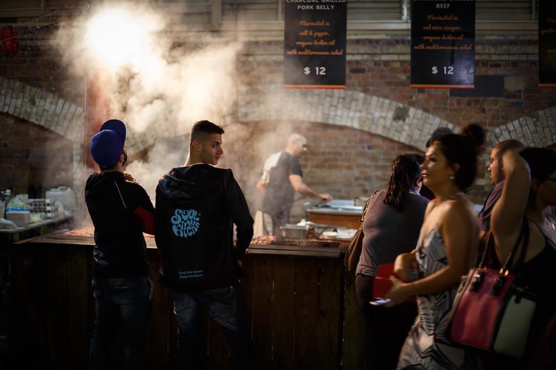 Victoria, Melbourne - Queen Street Night Market