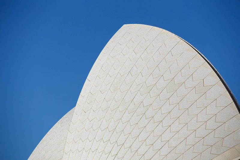 New South Wales, Sydney - Sails on the Opera House