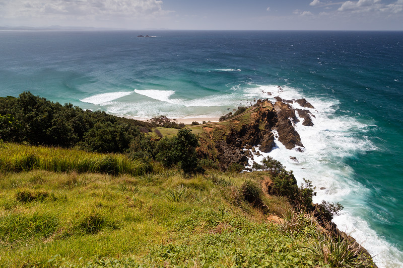 New South Wales, Byron Bay - Easternmost point in Australia