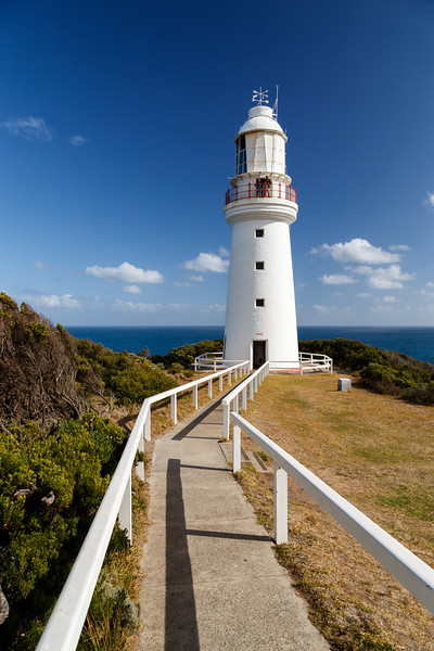 Victoria, Great Ocean Road - Cape Otway Lighthouse