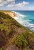 Victoria, Great Ocean Road - Coastline along Otway