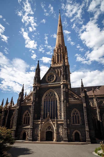 Victoria, Melbourne - St. Patrick's Cathedral