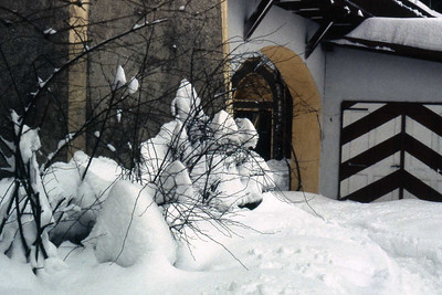 Schloss Itter entry, Kufstein, Austria