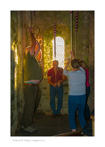 Bell Ringers, Saint Michael of the Rock, Devon, England