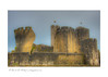 Caerphilly Castle ruins, Caerphilly, Wales