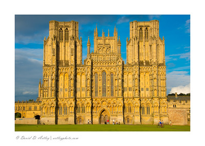 Wells Cathedral, Wells, England