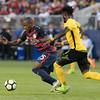 Santa Clara, CA - USA 2- Jamaica in the CONCACAF Gold Cup Final, Levi's Stadium, July 26, 2017.