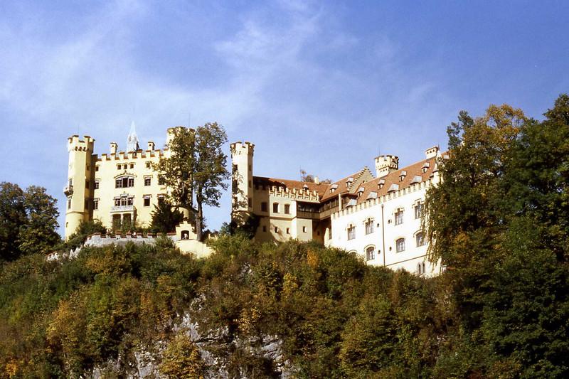 Schloss Hohenschwangau, Schwangau, Germany