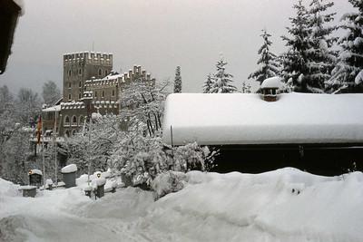 Schloss Itter, Kufstein, Austria