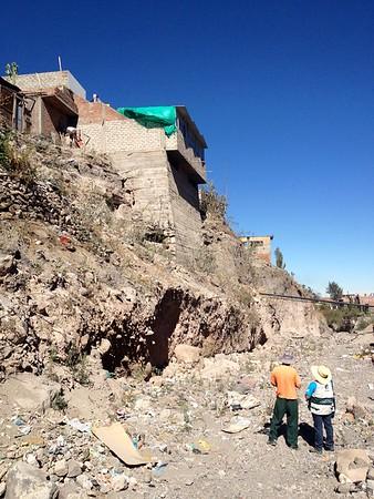 Citylinks Arequipa, Peru 2013