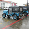 Jeeps in Salento