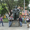 Botero Art.  Medellin.
