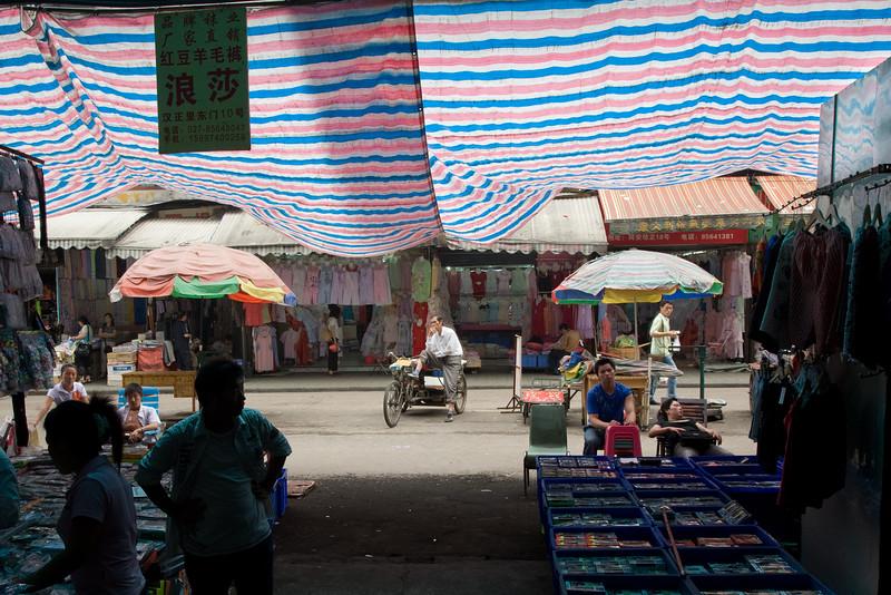 Wuhan Market Shade 2611