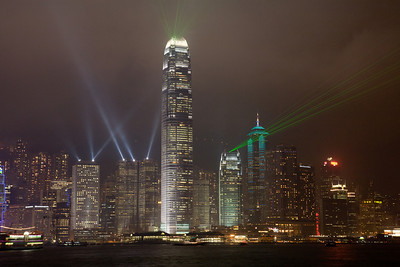 Hong Kong Night 2110