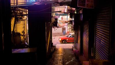 Sheung Wan Alley 2185p