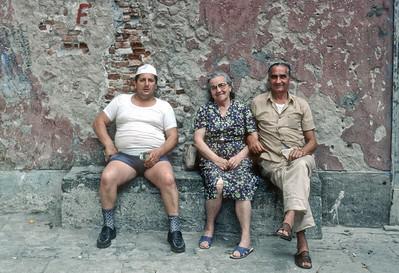 Vernazza Locals L0044