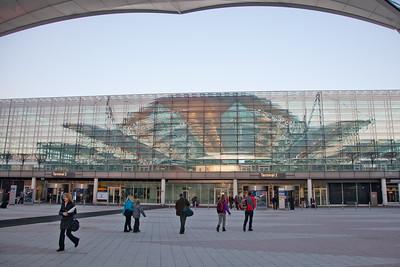 Terminal 2 Munich 2837