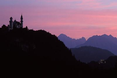 Neuschwanstein & Bavaria GER3A
