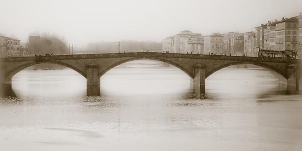 Ponte Santa Trinita 4392bw