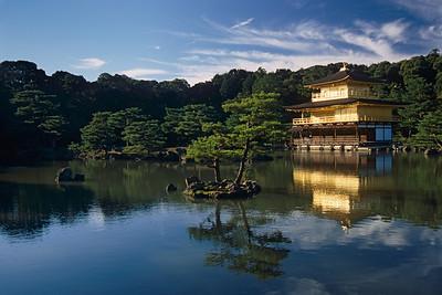 Kinkakuji Shrine, Kyoto JPN8N