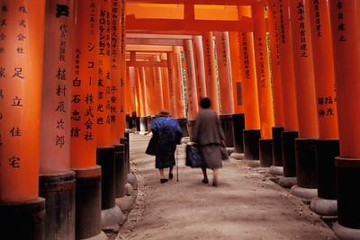 Fushimi-Inari Walkers JPN8J4