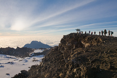 Kilimanjaro Summit 4104