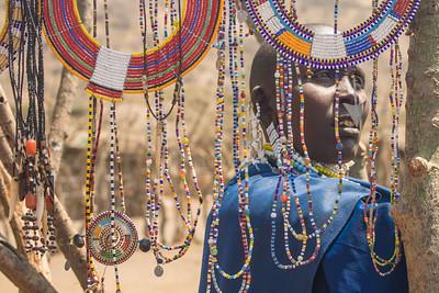 Masai Village Jewelry 4237