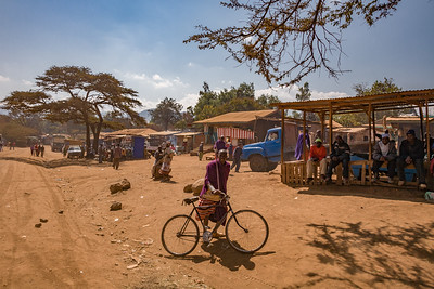 Roadside Market to Kilimanjaro 3682