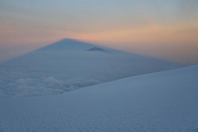 Kilimanjaro Shadows Meru 4076
