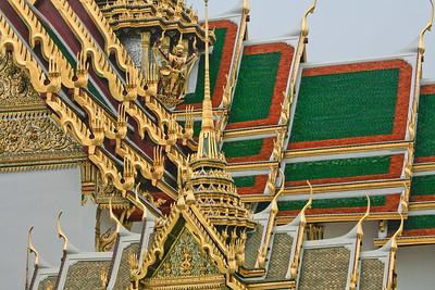 Wat Rooflines 2689