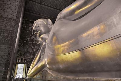 Reclining Buddha 2704cs