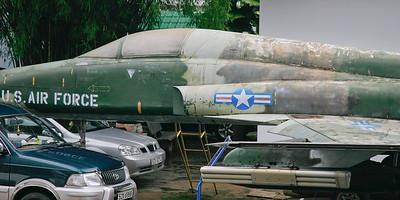 F-5A Parking 2933p