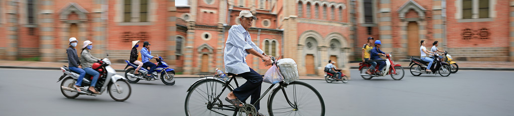 Ho Chi Minh City Cycles