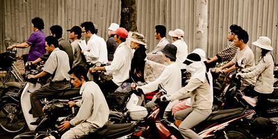Ho Chi Minh City Moto Jam 2946csp