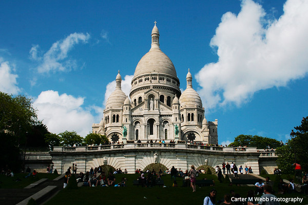 Paris - Churches and Museums