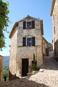 Perched Village--Lecoste
