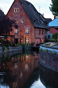 Early Evening Colmar