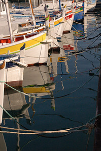 Roped Reflection--Cassis