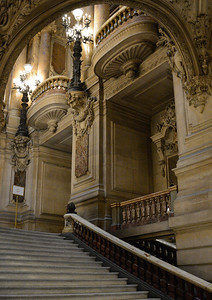 Paris Opera House Interior