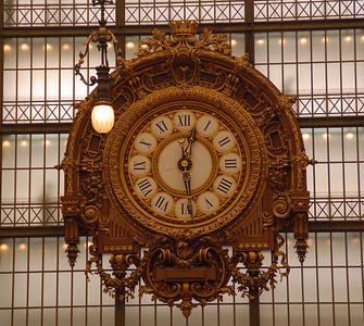 Musee d`Orsay--Paris
