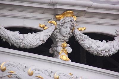 Bridge Detail ( Pont de Alexander III )--Paris