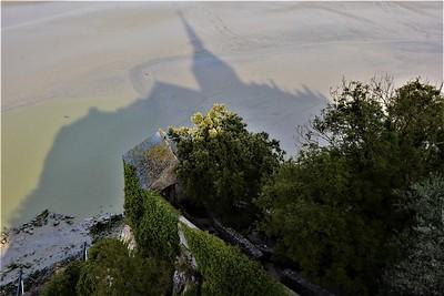 Profile--Mont Saint- Michel
