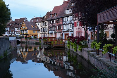 Colmar Reflections