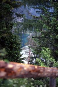 Lake in the Alps II