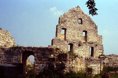 Urach Castle Ruins (Oberurach) I