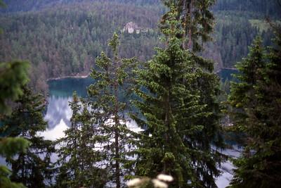 Lake in the Alps I